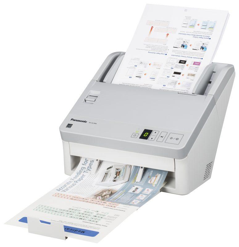 Escaner de documentos Panasonic KV-SL1066